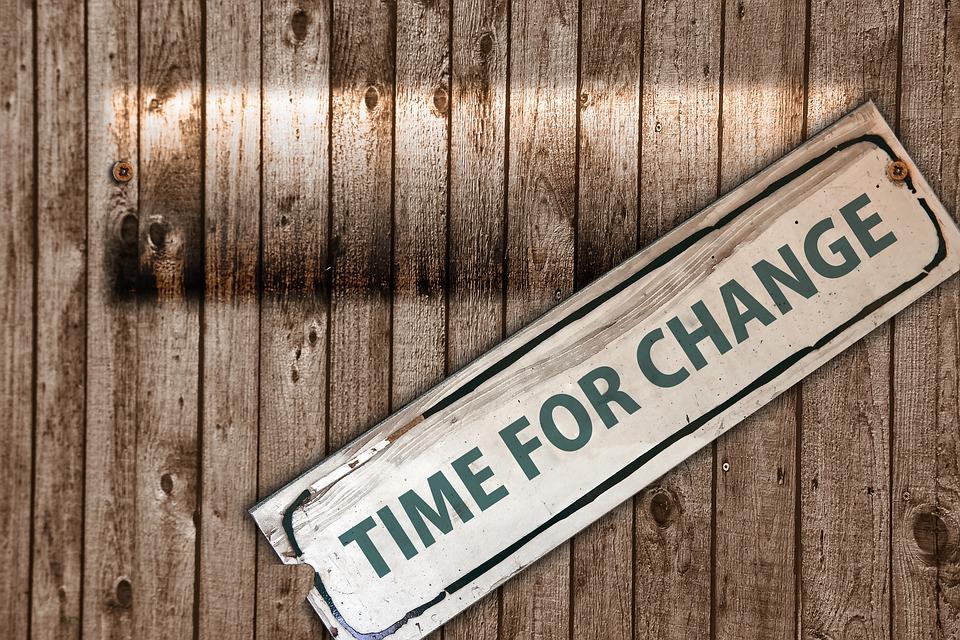 Mon défi : changer de vie